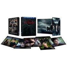 Eclipse 2-Disc Gift Set [Blu-ray]