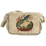 Bass master Messenger Bag