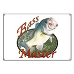 Bass master Banner