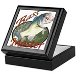 Bass master Keepsake Box
