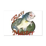 Bass master Mini Poster Print
