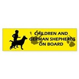 Children & GSD on board