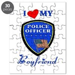 Police Boyfriend Puzzle