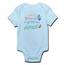 Kids Future Pharmacist Infant Bodysuit