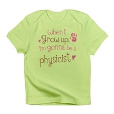 Kids Future Physicist Infant T-Shirt