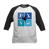 Nice various breakdancing Tee