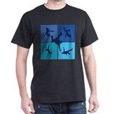 Nice various breakdancing T-Shirt