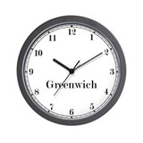Greenwich Classic Nesroom Wall Clock