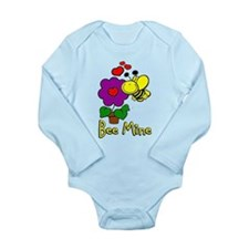 Bee Mine Long Sleeve Infant Bodysuit
