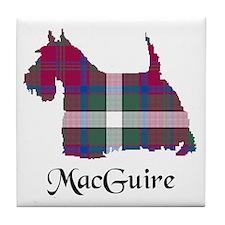 Terrier - MacGuire Tile Coaster