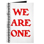 WE ARE ONE XXV Journal