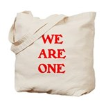 WE ARE ONE XXV Tote Bag