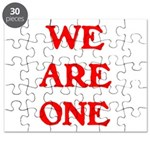 WE ARE ONE XXV Puzzle
