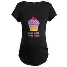 PERSONALIZE Fruit Cupcake T-Shirt