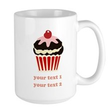 PERSONALIZE Vanilla Cupcake Mug