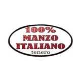 Manzo Italiano Patches