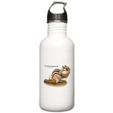 Eastern Chipmunk Water Bottle