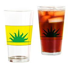 West Kingdom Populace Drinking Glass