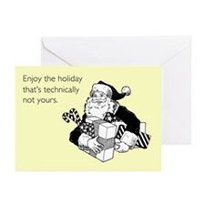 Enjoy the Holiday Greeting Cards (Pk of 10)