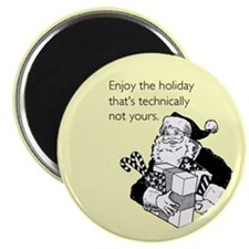 Enjoy the Holiday Magnet