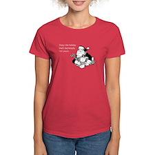 Enjoy the Holiday Women's Dark T-Shirt