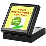 pickles Keepsake Box