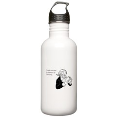 Story of Christmas Stainless Water Bottle 1.0L