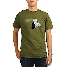 Story of Christmas Organic Men's T-Shirt (dark)