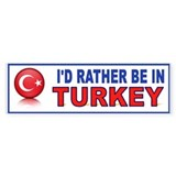 Unique Ankara Bumper Sticker