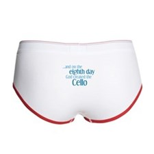 Cello Creation Women's Boy Brief