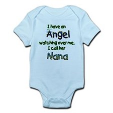 ANGEL CALLED NANA GIFTS Infant Bodysuit