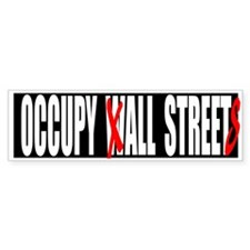Occupy All Streets Graffiti Car Sticker