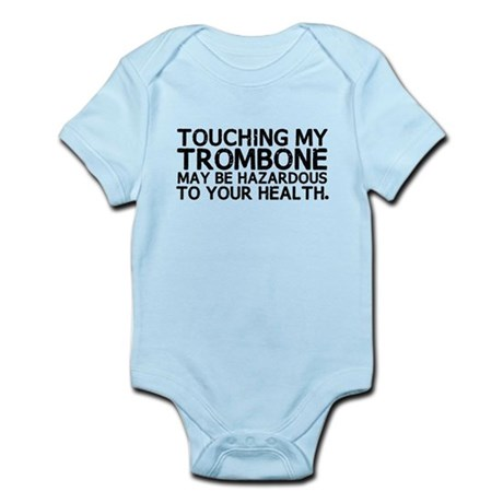 Trombone Hazard Infant Bodysuit