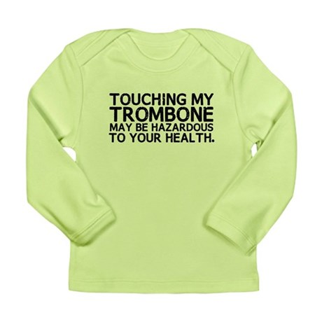 Trombone Hazard Long Sleeve Infant T-Shirt