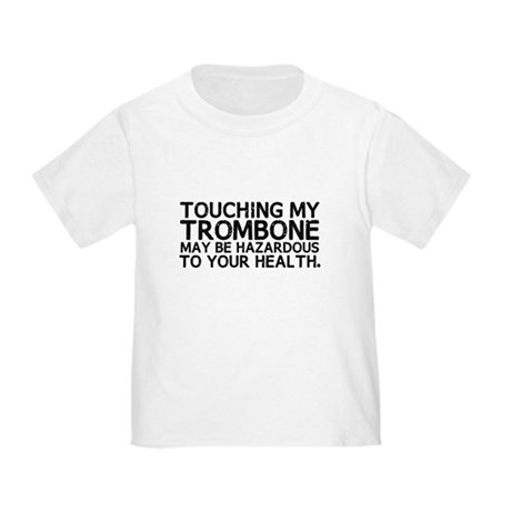 Trombone Hazard Toddler T-Shirt