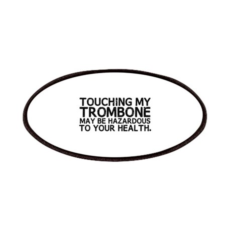 Trombone Hazard Patches