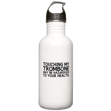 Trombone Hazard Stainless Water Bottle 1.0L
