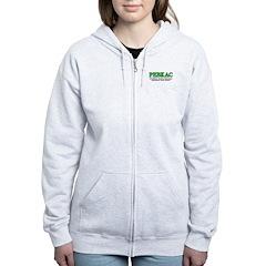 PEBKAC Women's Zip Hoodie