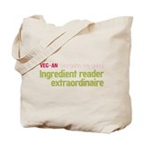 Ingredient Reader Tote Bag