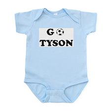 Go Names (Letters O-T) Infant Creeper