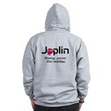 Joplin Rising From The Rubble Zip Hoodie