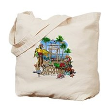 Parrots Beach Party Tote Bag
