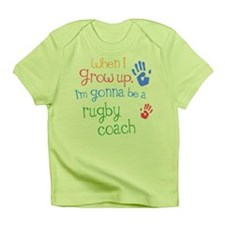Kids Future Rugby Coach Infant T-Shirt
