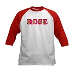 Rose Kids Baseball Jersey