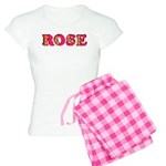 Rose Women's Light Pajamas