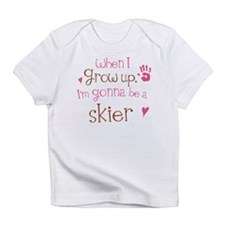 Kids Future Skier Infant T-Shirt