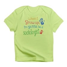 Kids Future Sociologist Infant T-Shirt
