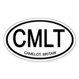 Camelot Vacation Decal
