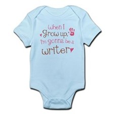 Kids Future Writer Infant Bodysuit
