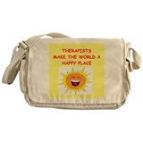 Therapists Messenger Bag